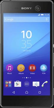 Sony Xperia M5 Black
